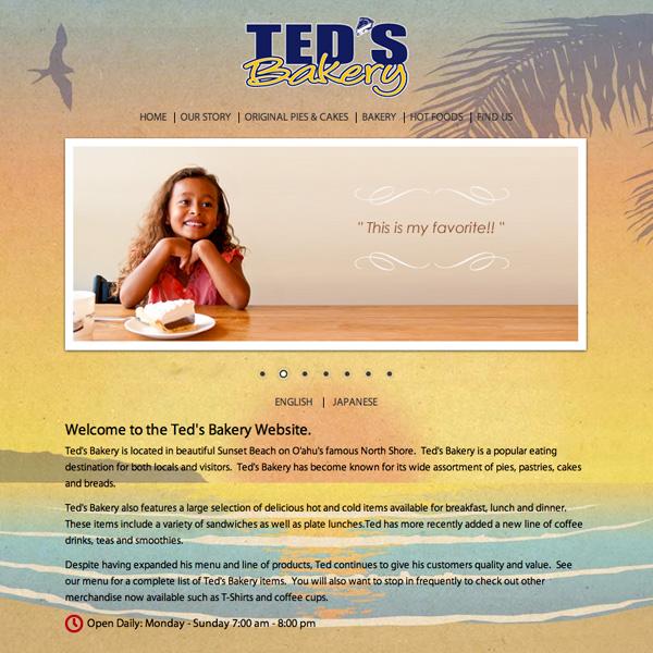 Ted's Bakery Sunset Beach